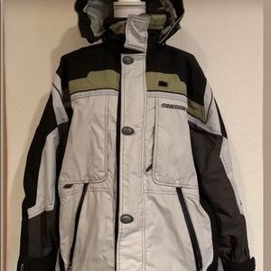 Obermeyer Men's MACH1 Snowboard Jacket